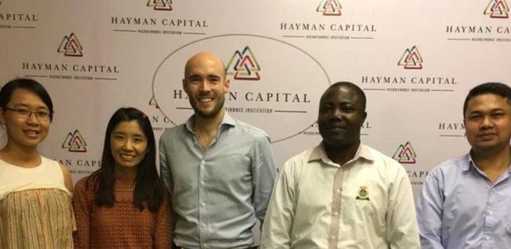 Hayman Microfinance wins fastest growing MFI in Myanmar 2020
