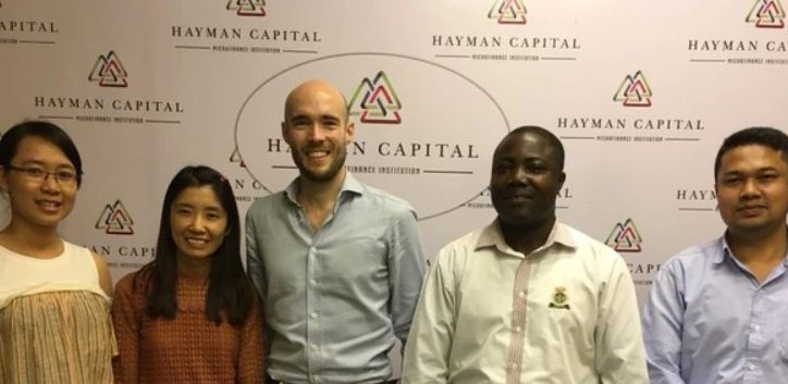 Hayman Microfinance wins fastest growing MFI in Myanmar 2020