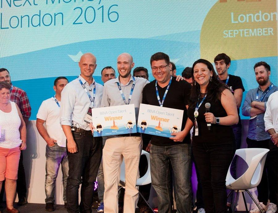 Musoni wins BBVA OpenTalent Award 2016