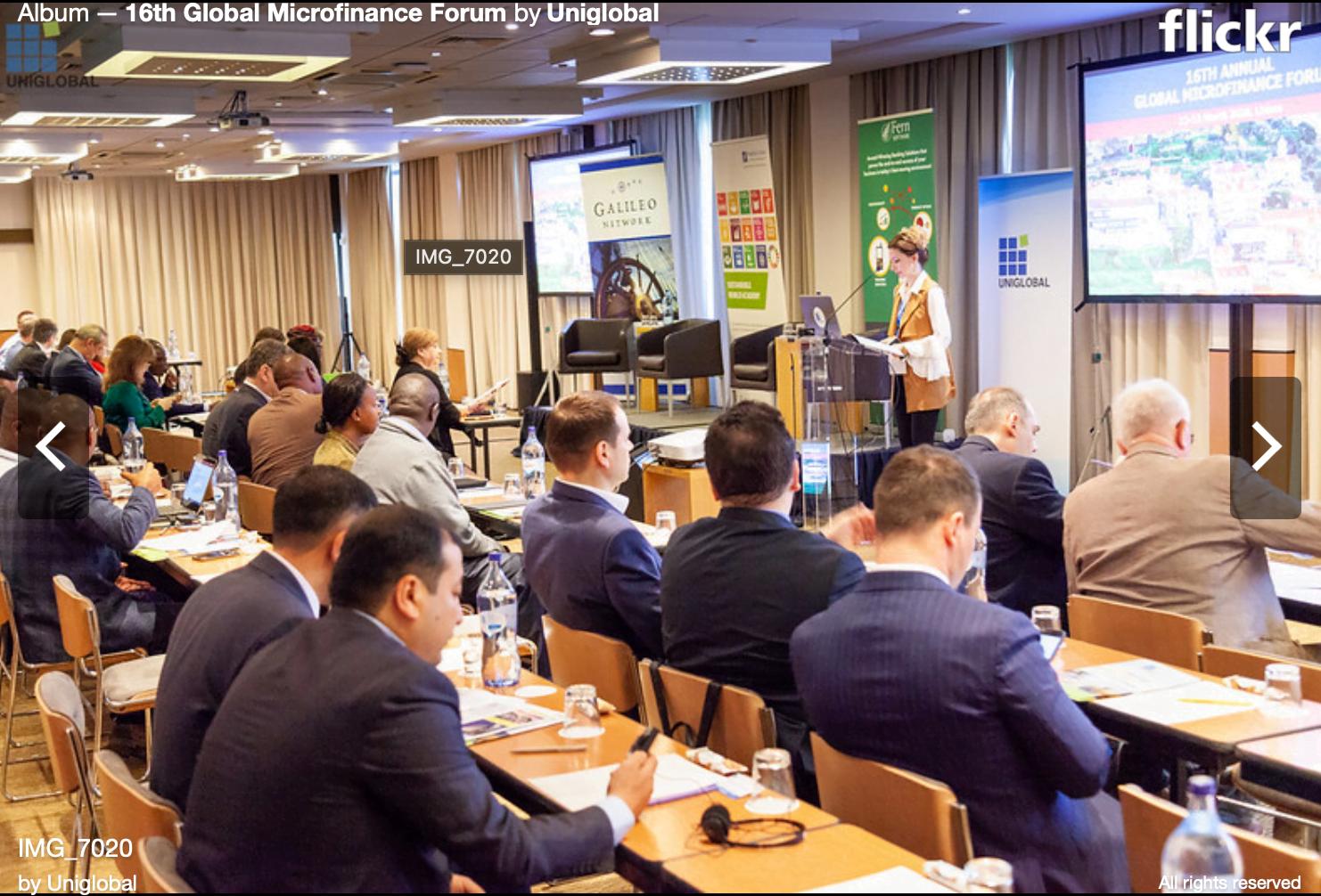 Musoni sponsors Global Microfinance Forum